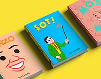 JOAN CORNELLÀ BOOKS