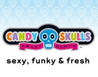 Candy Skulls - Sweet Death