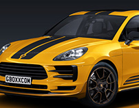 Porsche Macan Exclusive Series