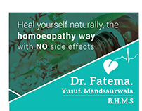 Flyer (Homeopathy)