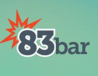 83 Bar App