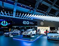 Mercedes @ Brussels Motor Show 2019