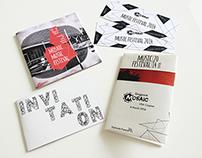 Mosaic Music Festival design series