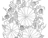 Meditative Florals