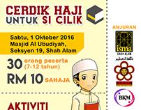 Cerdik Haji untuk Si Cilik