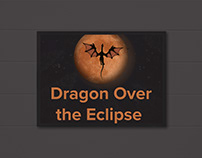 Dragon Over the Eclipse