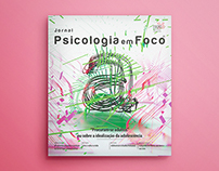 Psicologia em Foco Newspaper  — Editorial Re-design