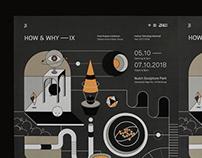 How & Why IX - Exhibition