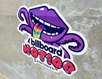 Billboard Hot 100 Festival 2016 - Branding & Creative