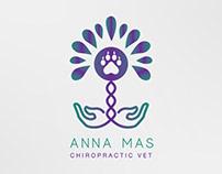 Anna Mas - Logo Design