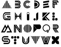 Lettermark exploration