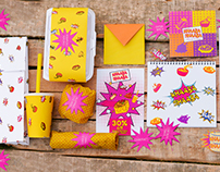 Branding and Packaging for 'Khaaba Shaaba'