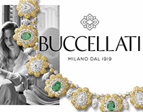 Buccellati International Web site