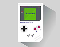 Gameboy pure CSS