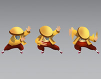 Character animation Sprites - CMGWC