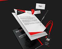 BAZZA logotype & branding