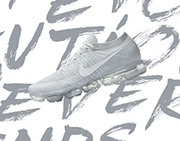 Nike white edition