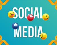 Social Media Design Zepto