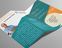 Tri-fold brochure - Misch Dental