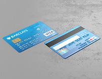 Barclays Credit Card