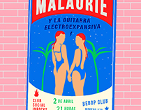 PABLO MALAURIE - Flyer