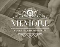 Memore Laboratorio Artistico   Logo & Corporate Identit