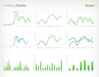 Tracking Charts (PSDs)