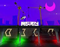CGMGZN logo for collaba