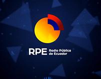 Promo Radio Pública de Ecuador - Ecualizador