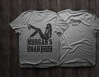 Morgan's Road Rock Tee