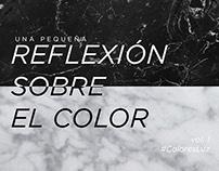 El color