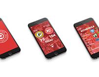 Atlanta Hawks App