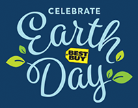 Best Buy: Earth Day Email