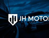 JH Motor. Branding.