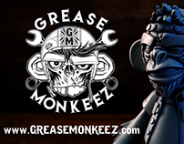 Grease Monkeez Toys