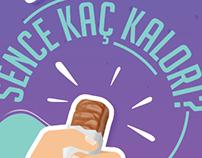 SARAY 100 KALORİ - Kampanya
