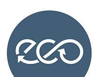 Brown EcoReps Logo