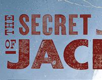 THE SECRET JOURNEY OF JACK LONDON / BOOK DESIGN