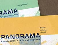 Book Covers for Language Course Ancillary books