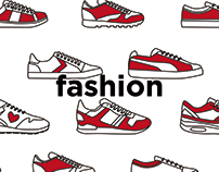 FASHION / PatternPattern / Illustration