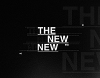 The New New — Band Identity