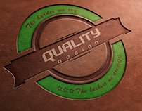 Quality Design Logo