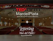 Lettering en TEDx