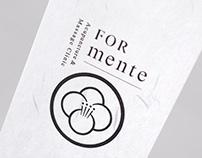 FORmente / VI design