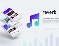Reverb UX/UI Concept & Design