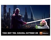 Yoda Duracell