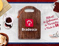 Bradesco Festival de Gastronomia de Tiradentes