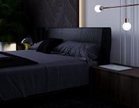 bedroom fenix