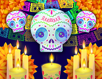 Day of the Dead Freebies