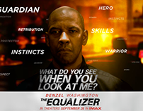 Sony: The Equalizer - Who is The Equalizer?